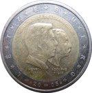 2 Euro - Henri I (Henri and Adolphe) – obverse