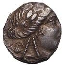 Drachm (Olympos) – obverse