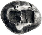 Stater - Kroisos (Sardes) – reverse