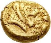 Hekte - Alyattes II (Branch mint) -  obverse