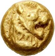 Hemihekte - Alyattes II (Sardes) – obverse