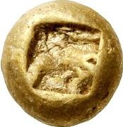 Hemihekte - Alyattes II (Sardes) – reverse