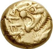 Hekte - Alyattes II (Sardes) – obverse