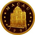 1000 Patacas (Year of the Rooster) – obverse