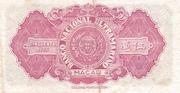 50 Avos (Banco Nacional Ultramarino) – reverse