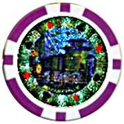 Casino Token - Macau (1000) – obverse