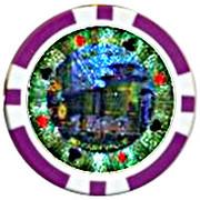Casino Token - Macau (1000) – reverse