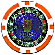 Casino Token - Macau (5000) – reverse