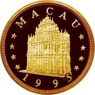 1000 Patacas (Year of the Pig) – obverse