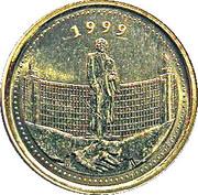10 Avos (S.A.R. Coinage; Macau's Return to China) – reverse