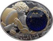 10 Denari (Aquarius) – reverse