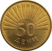 50 Deni – reverse