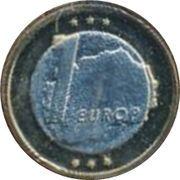 1 Europ – reverse