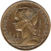 20 Francs (Essai) – obverse
