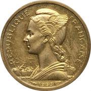10 Francs (Essai Piedfort) – obverse