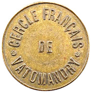 50 Centimes Vatomandry – obverse