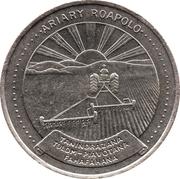20 Ariary (FAO; motto A) -  reverse
