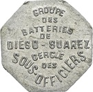 2 Francs Diégo-Suarez – obverse