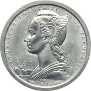 2 Francs (Piefort Essai) – obverse