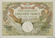 50 Francs type 1926 -  obverse