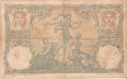 100 Francs type 1926 -  reverse