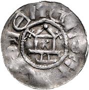 1 Pfennig - Giselher – obverse