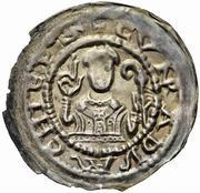 1 Brakteat - Konrad I. von Querfurt – obverse