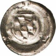1 Pfennig - Johann II. von Pfalz-Simmern (Hohlpfennig) – obverse