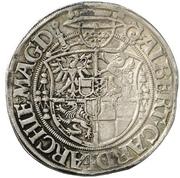 1 Guldengroschen - Albrecht IV. von Brandenburg – reverse