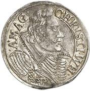 1/14 Thaler - Christian Wilhelm von Brandenburg – obverse