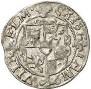 1/16 Thaler - Christian Wilhelm von Brandenburg (Kipper) – obverse