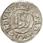 1/16 Thaler - Christian Wilhelm von Brandenburg – reverse