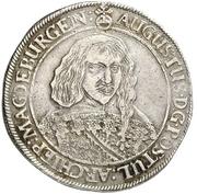 1 Thaler - August von Sachsen-Weissenfels – obverse