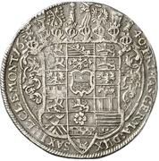 1 Thaler - August von Sachsen-Weissenfels – reverse