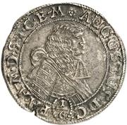 ⅙ Thaler - August von Sachsen-Weissenfels – obverse