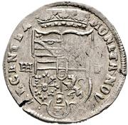 ⅔ Thaler - August von Sachsen-Weissenfels – reverse
