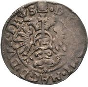 12 Kreuzer - Christian Wilhelm von Brandenburg (Kipper) – reverse