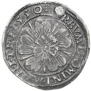 ½ Gulden (Siege issue) – reverse