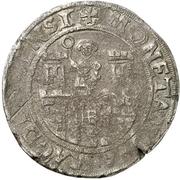 1 Gulden (Siege issue) – obverse