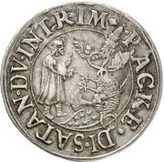 1 Thaler (Augsburg Interim) – obverse
