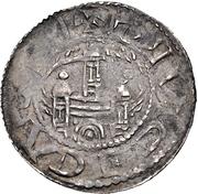 1 Denar - Giselmar to Hartwig of Spanheim. – reverse