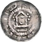 1 Denar - Otto III. – reverse