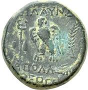 Bronze Æ21 (Blaundos) – reverse