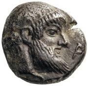 Trihemiobol - Archepolis – obverse