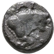 Bronze Æ10 -  reverse