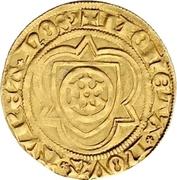 1 Goldgulden - Konrad III. von Dhaun – reverse