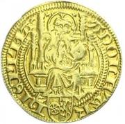 1 Goldgulden - Adolph II. von Nassau – obverse