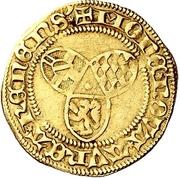 1 Goldgulden - Dietrich II. von Isenburg (Mainz) – reverse