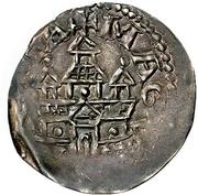 1 Pfennig - Ruthard – reverse