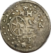 2 Kreuzer (Joint coinage with Hessen-Darmstadt) – obverse